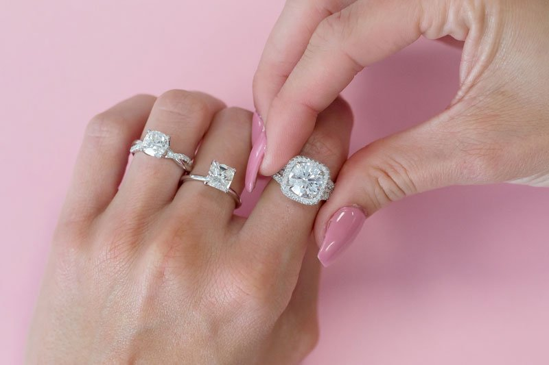 The Most Popular Engagement Ring Styles in 2019