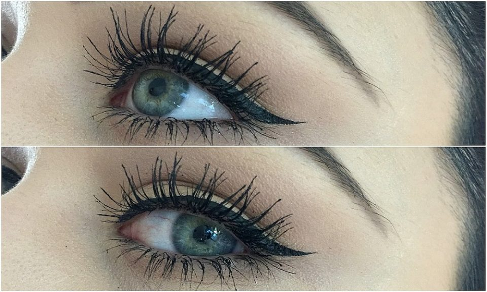 thicker beautiful lashes