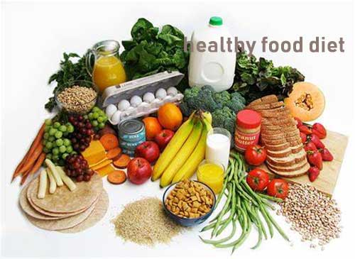 best healthy food diet